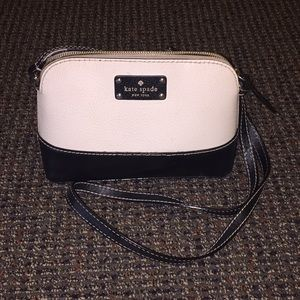 Two toned Kate Spade crossbody